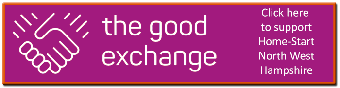 Support Home-Start Hampshire at the Good Exchange